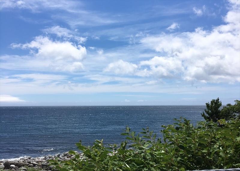 『多田戸浜海岸』