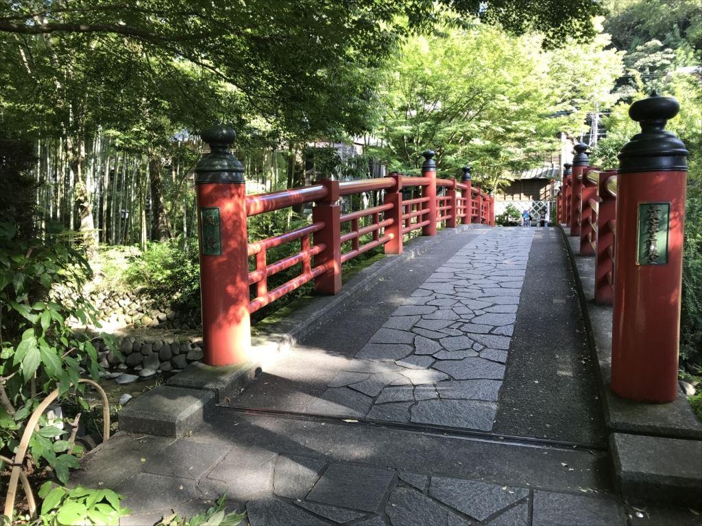 修善寺をお散歩