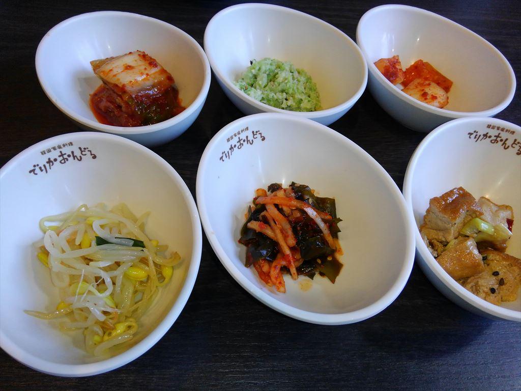 新大久保で韓国料理