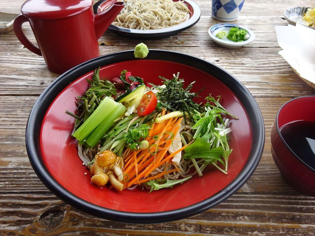 修善寺 蕎麦