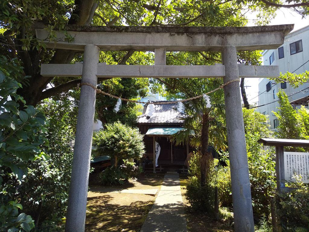癒しの神社